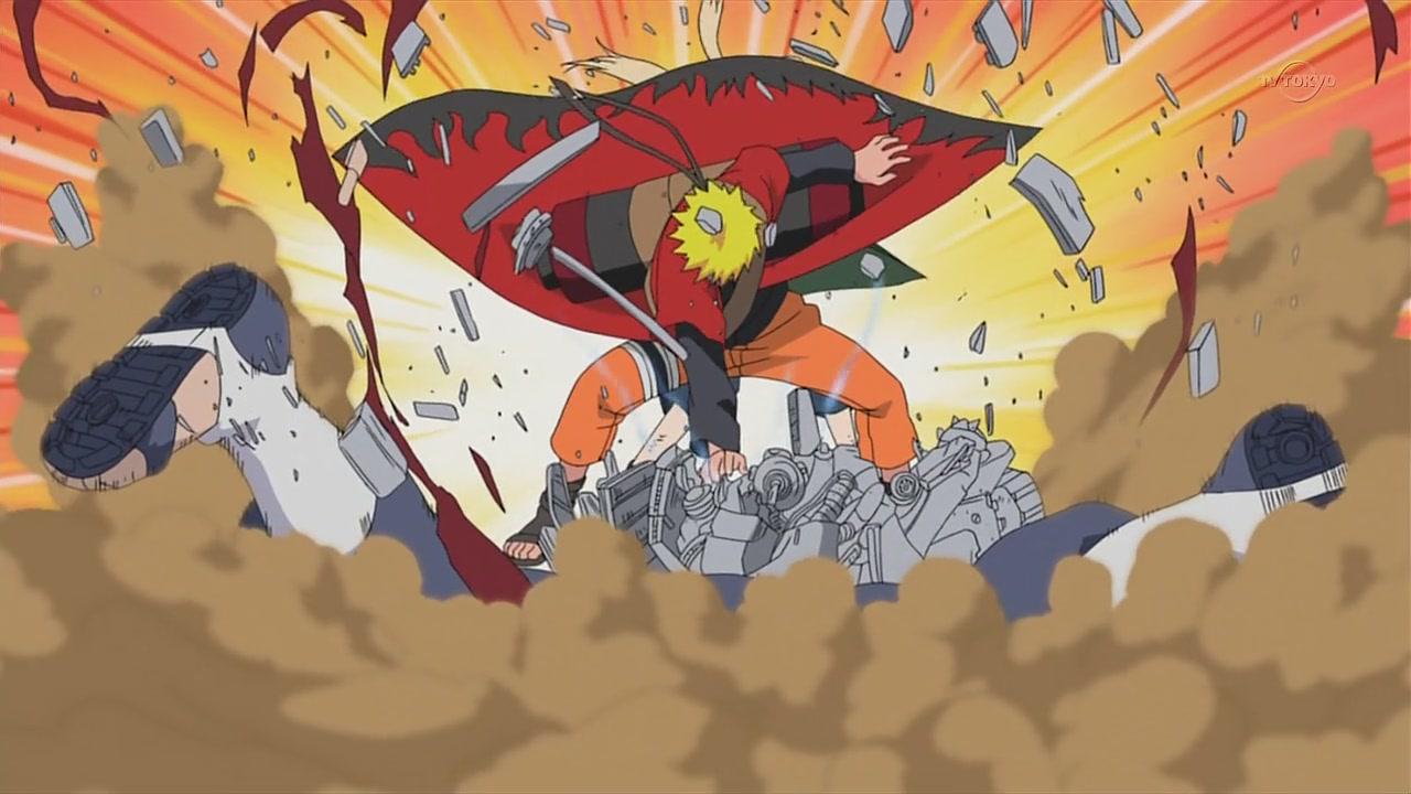 Episode Anime Naruto Paling Menegangkan
