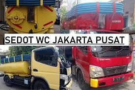 Jasa Sedot WC Jakarta Pusat
