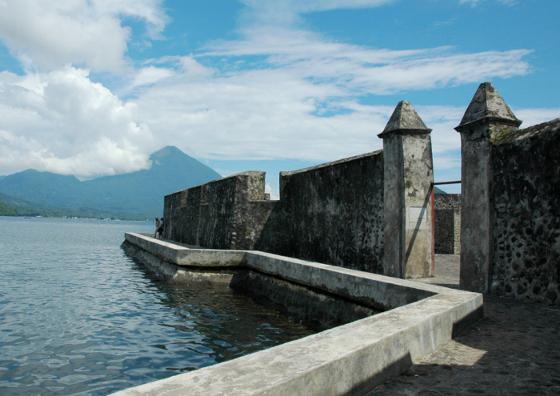 Beberapa Peninggalan Sejarah Di Maluku Utara