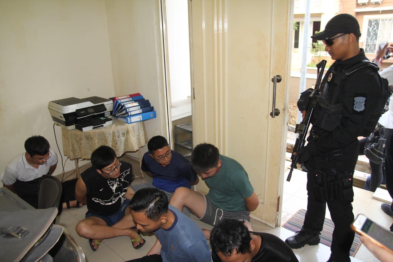 Judi Togel Singapura Di Jakbar Digrebek, Alhasil Polisi Tangkap Dua Pria
