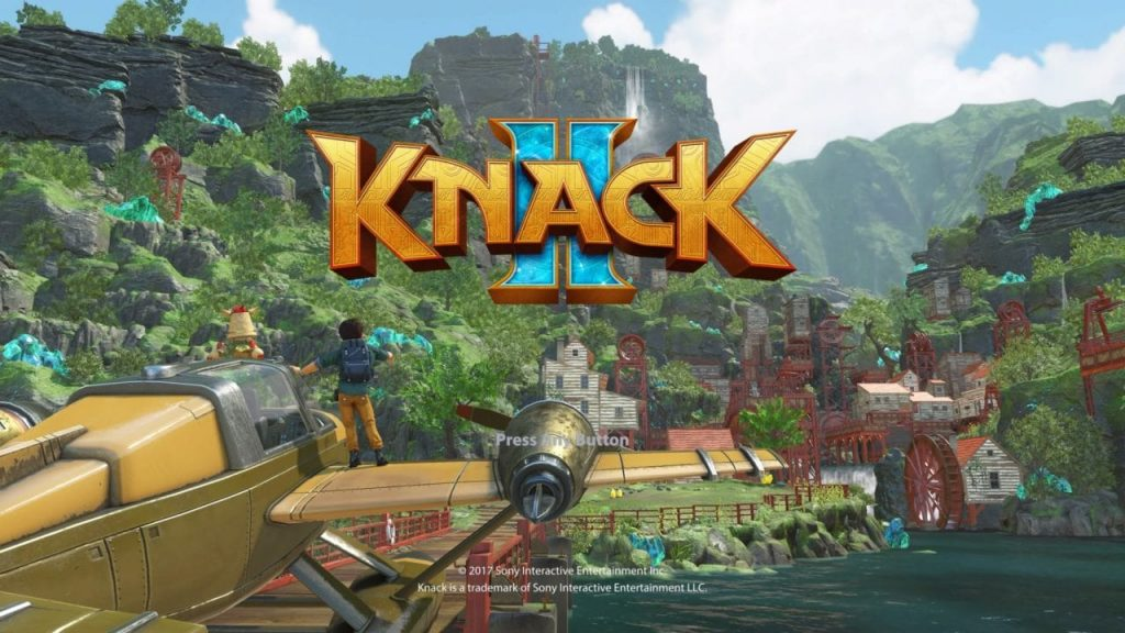 Knack 2 Review: The Best Game Ever