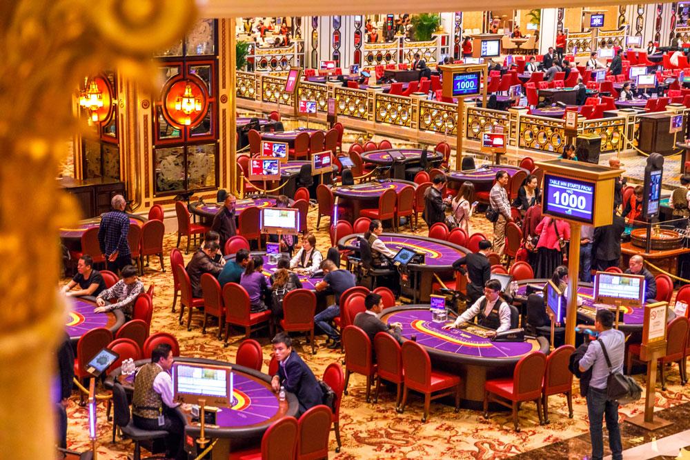 Casino In China