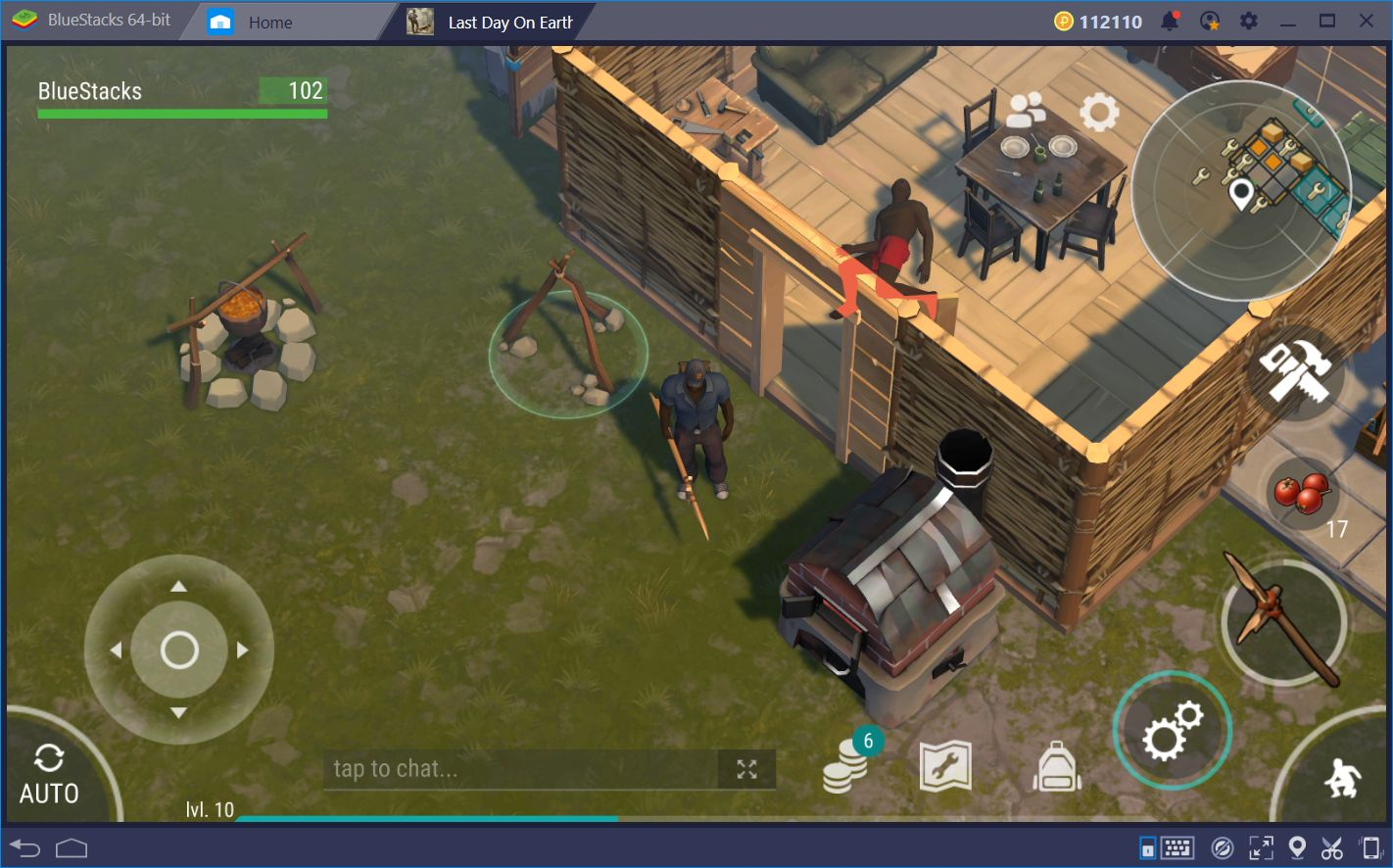 best android survival