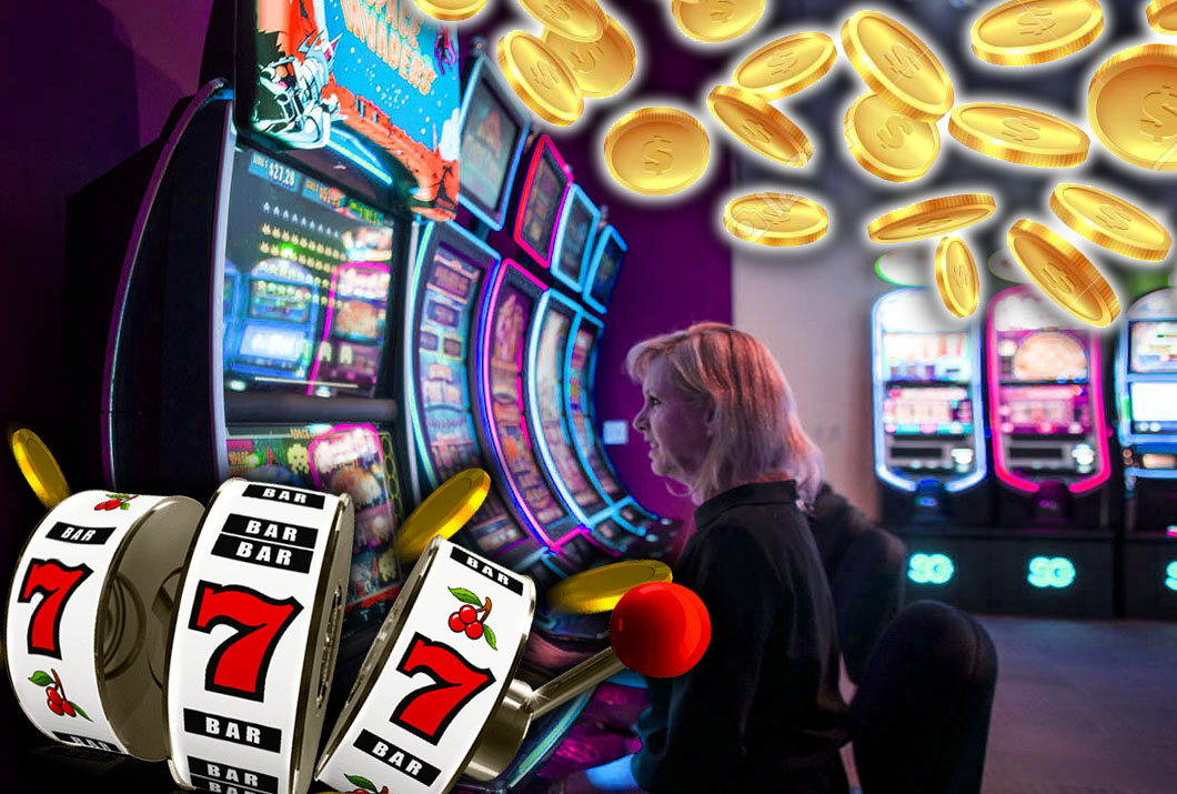 Win Big On Slot Machines Online Game